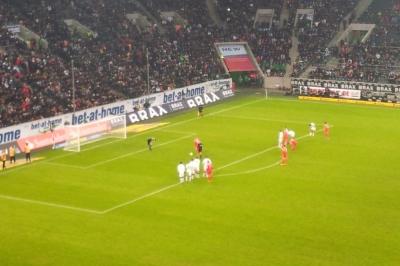 Elfmeter für Düsseldorf