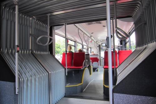 Der neue Hybrid-Bus