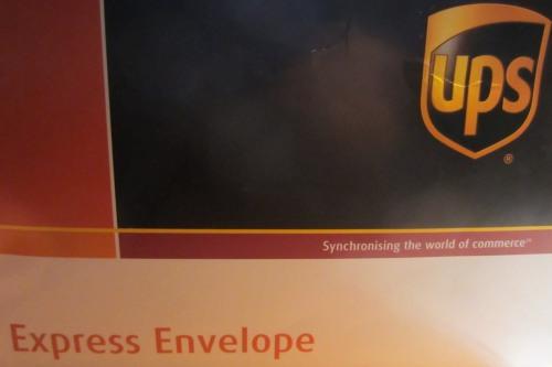 Der Umschlag