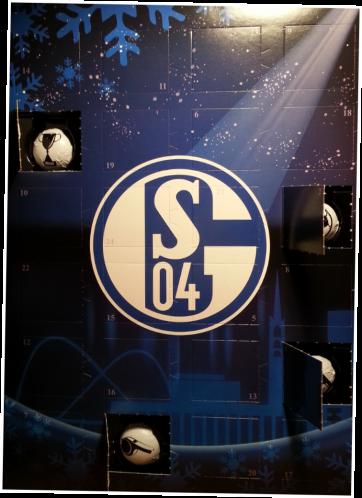 Schalke Adventskalender