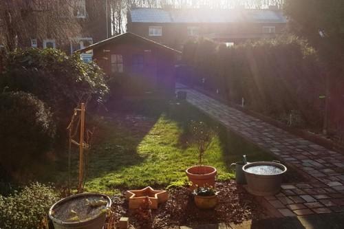 Gartenblick - Montag