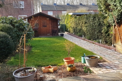 Garten 2016 - 13. März - 10:00 Uhr